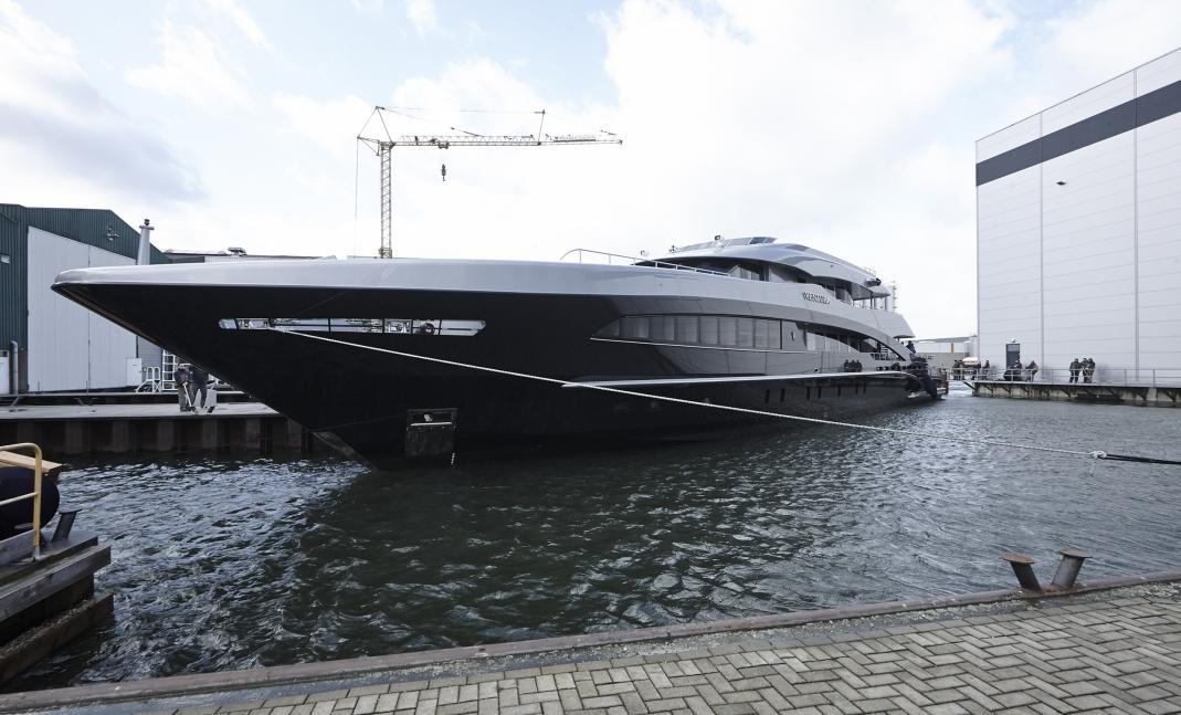 Heesen Yachts <strong>Ventura</strong> (Motor Yacht)