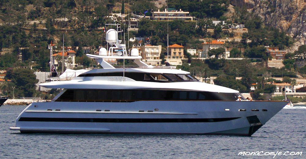 Heesen Yachts <strong>Matanthar -ex Buka</strong> (Motor Yacht)