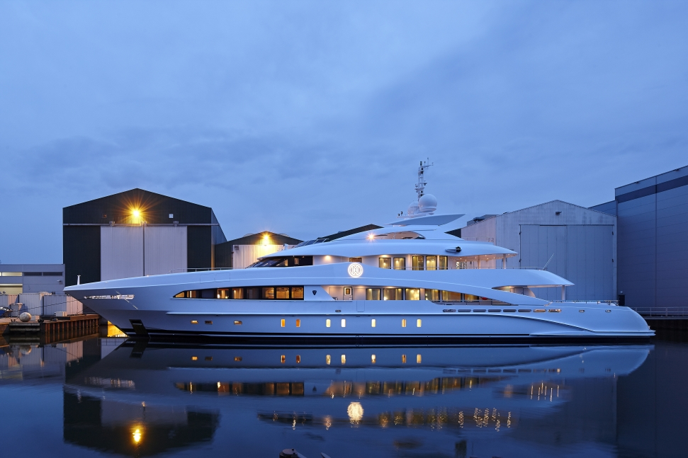 Heesen Yachts <strong>Monaco Wolf</strong> (Motor Yacht)