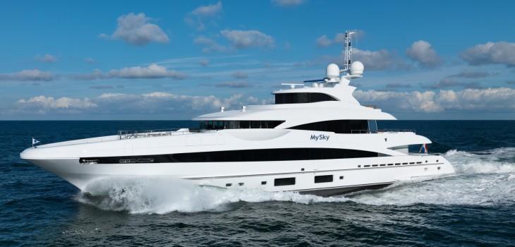 Heesen Yachts <strong>MYSKY</strong> (Motor Yacht)