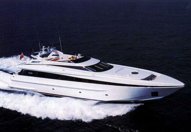 Heesen Yachts <strong>Opus II</strong> (Motor Yacht)