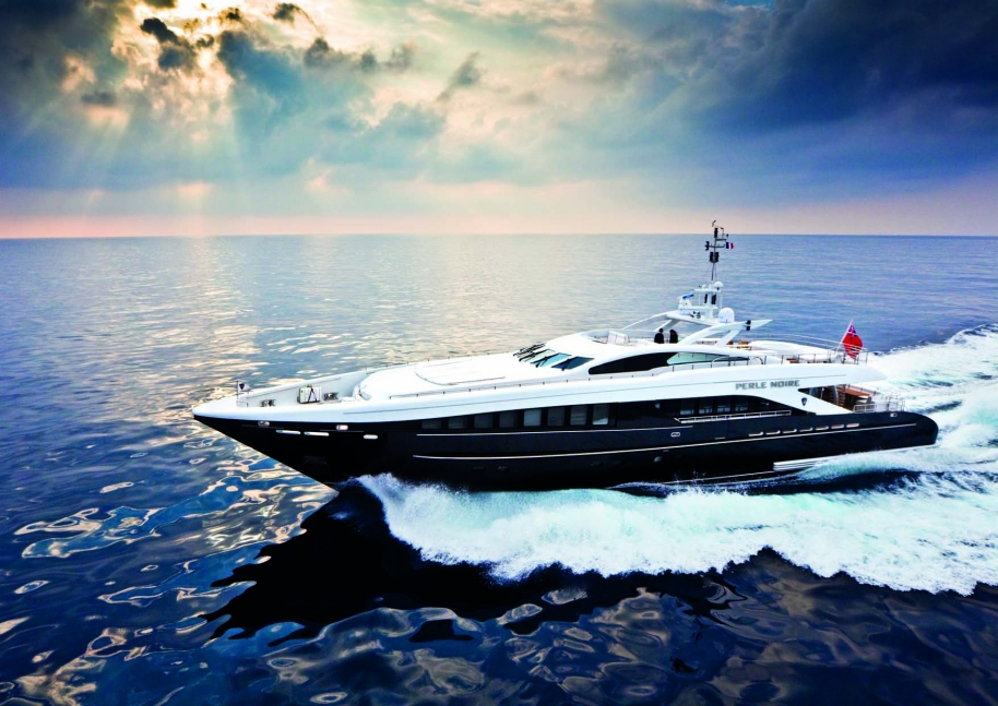 Heesen Yachts <strong>Perle Noire</strong> (Motor Yacht)