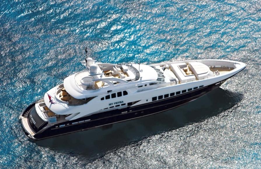 Heesen Yachts <strong>Petra</strong> (Motor Yacht)