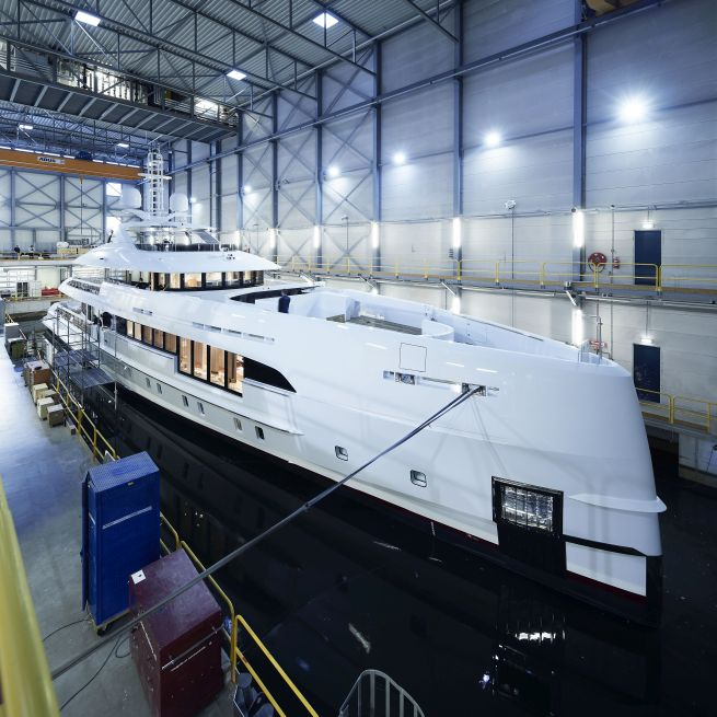 Heesen Yachts Project Electra (Motor Yacht)