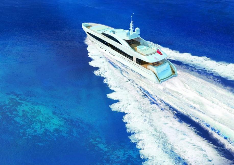 Heesen Yachts Project Galatea (Motor Yacht)
