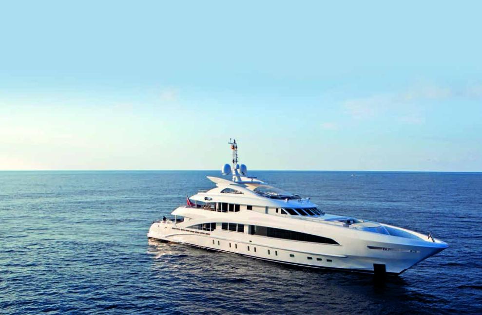 Heesen Yachts <strong>Satori</strong> (Motor Yacht)