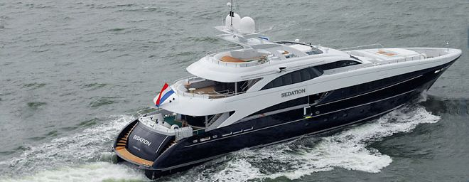Heesen Yachts <strong>Sedation A</strong> (Motor Yacht)