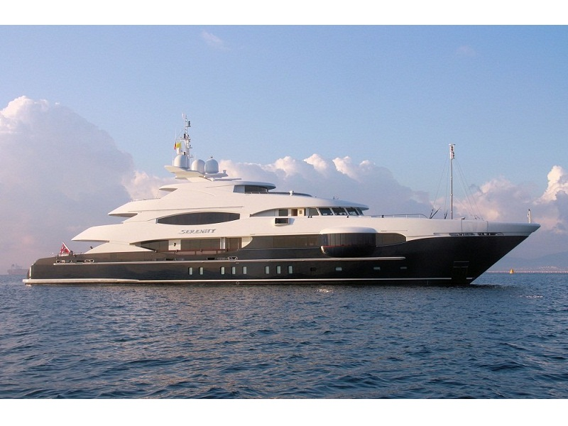 Heesen Yachts <strong>Serenity</strong> (Motor Yacht)