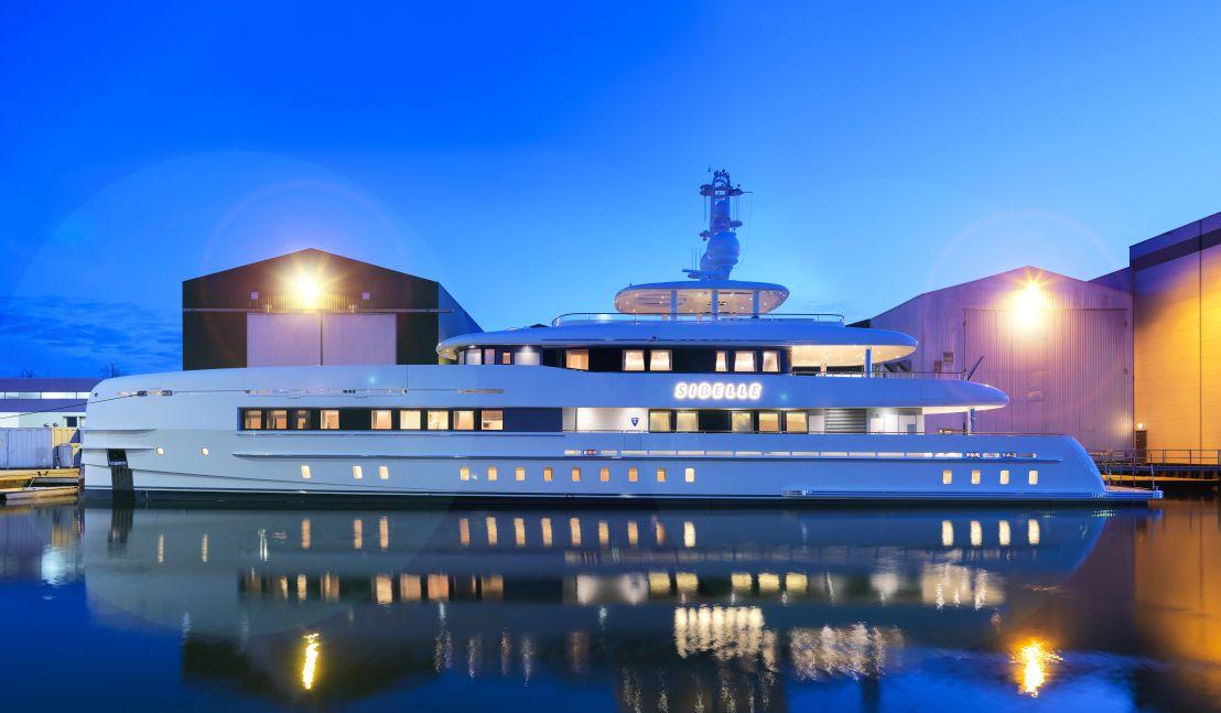 Heesen Yachts <strong>Sibelle</strong> (Motor Yacht)