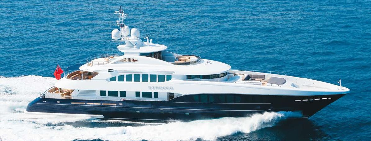 Heesen Yachts <strong>Sirocco</strong> (Motor Yacht)