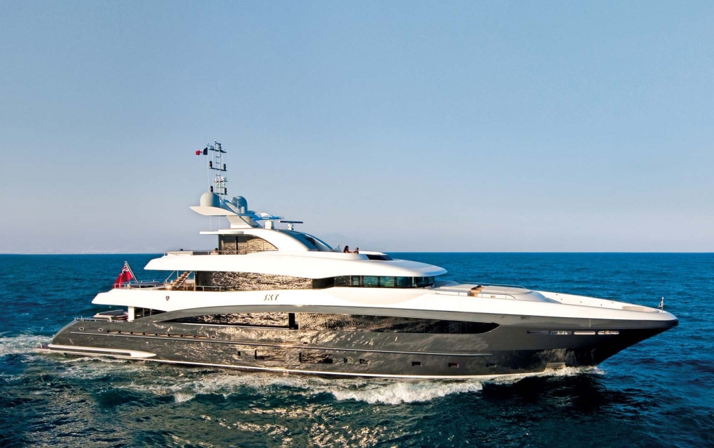 Heesen Yachts <strong>SKY</strong> (Motor Yacht)