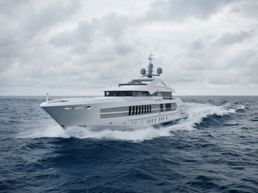 Heesen Yachts <strong>Solemates</strong> (Motor Yacht)