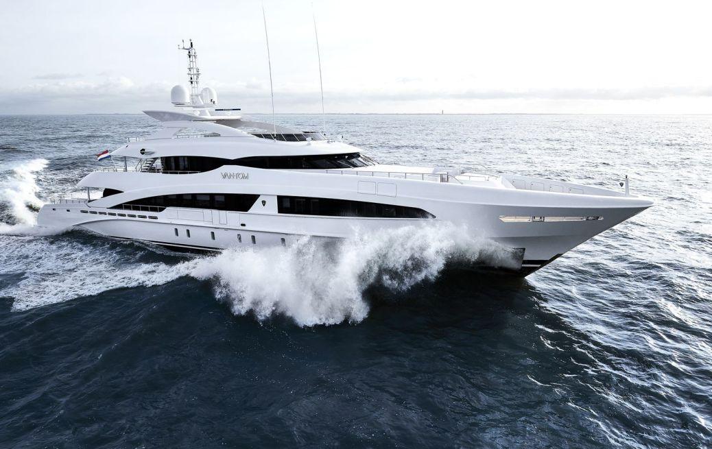 Heesen Yachts <strong>Van Tom</strong> (Motor Yacht)