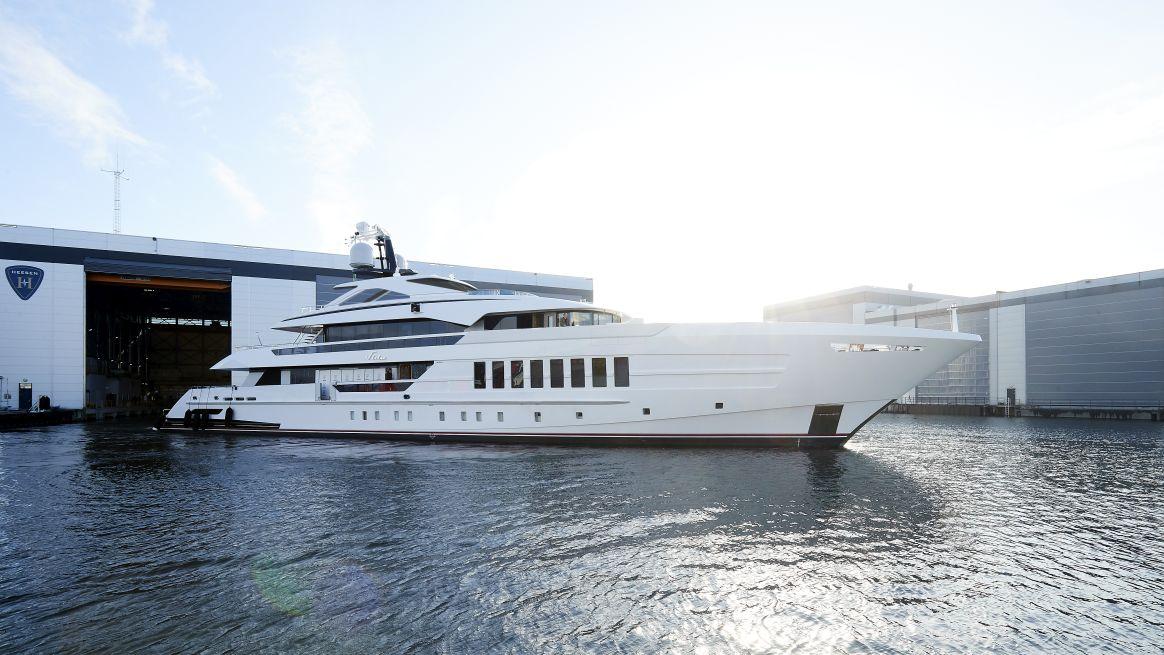 Heesen Yachts <strong>Vida</strong> (Motor Yacht)