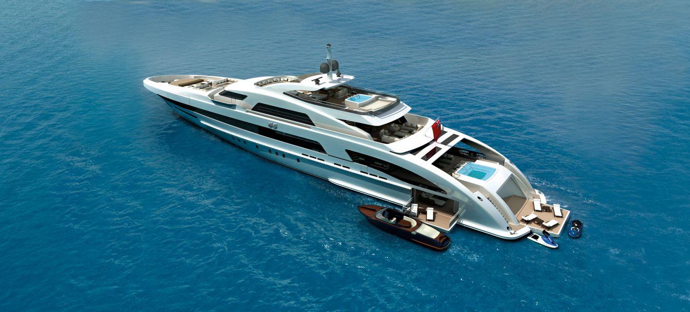 Heesen Yachts YN 16465 (Motor Yacht)
