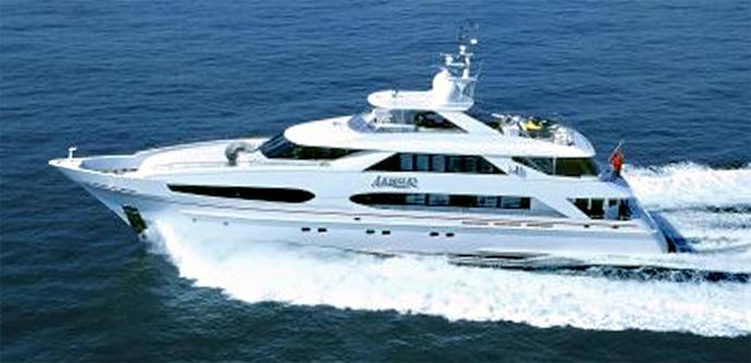 Heesen Yachts <strong>A Khaliq</strong> (Motor Yacht)