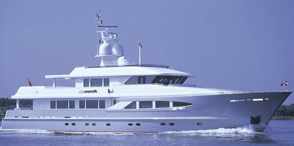 Heesen Yachts <strong>Alumercia</strong> (Motor Yacht)