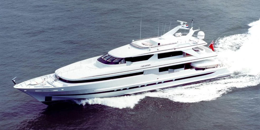 Heesen Yachts <strong>L'Aquasition</strong> (Motor Yacht)