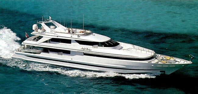 Heesen Yachts <strong>Artful Dodger</strong> (Motor Yacht)