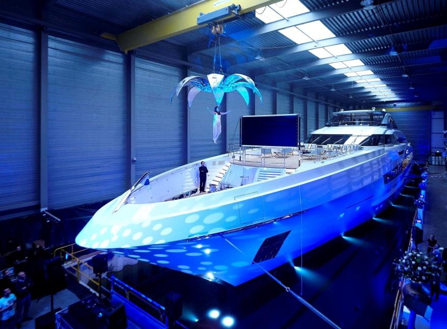 Heesen Yachts <strong>Galactica Super Nova</strong> (Motor Yacht)
