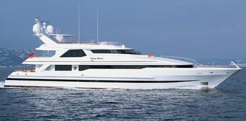 Heesen Yachts <strong>Honey Money</strong> (Motor Yacht)