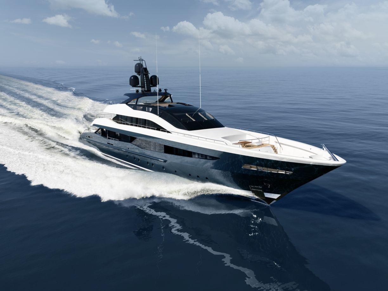 Heesen Yachts <strong>Irisha</strong> (Motor Yacht)