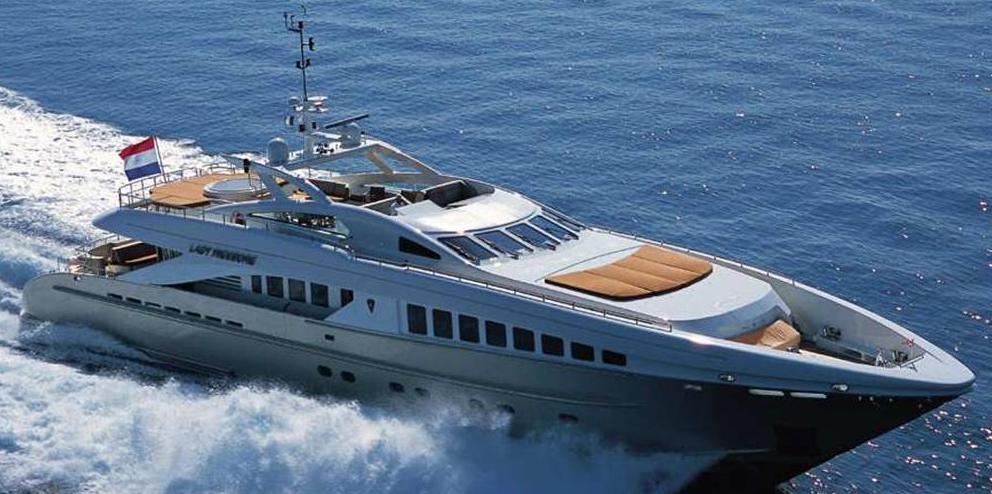Heesen Yachts <strong>Necklace II -ex Lady Ingeborg</strong> (Motor Yacht)