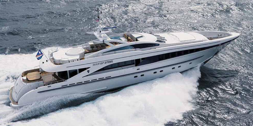 Heesen Yachts <strong>Totally Nuts -ex Man of Steel</strong> (Motor Yacht)