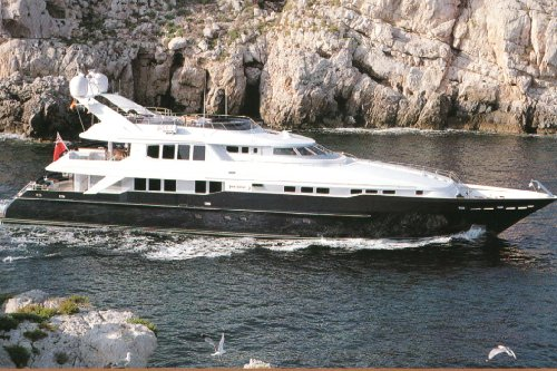Heesen Yachts <strong>New Century</strong> (Motor Yacht)