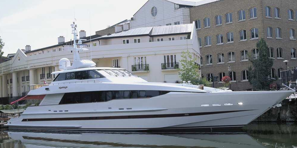 Heesen Yachts <strong>Red Sapphire</strong> (Motor Yacht)