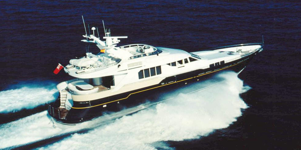 Heesen Yachts <strong>Ron V</strong> (Motor Yacht)