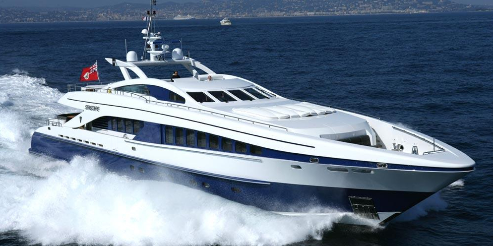 Heesen Yachts <strong>Hayken - ex Seascape</strong> (Motor Yacht)