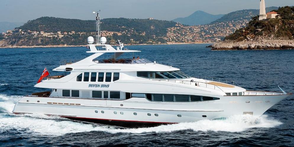 Heesen Yachts <strong>Seven Sins</strong> (Motor Yacht)