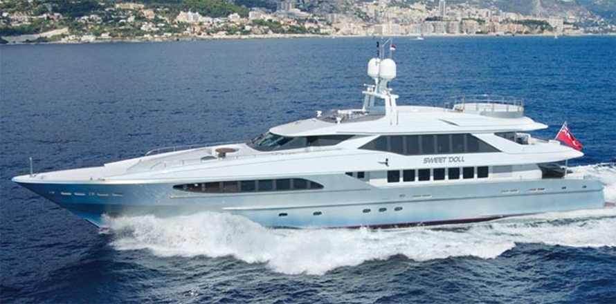 Heesen Yachts <strong>Sweet Doll</strong> (Motor Yacht)