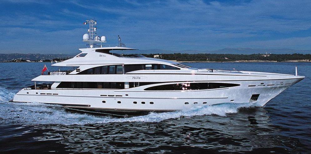 Heesen Yachts <strong>Yalla</strong> (Motor Yacht)