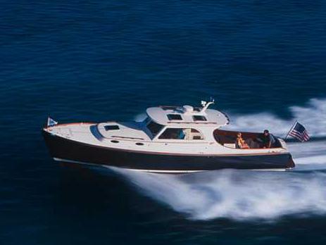 Hinckley Picnic boat (Power Boat)