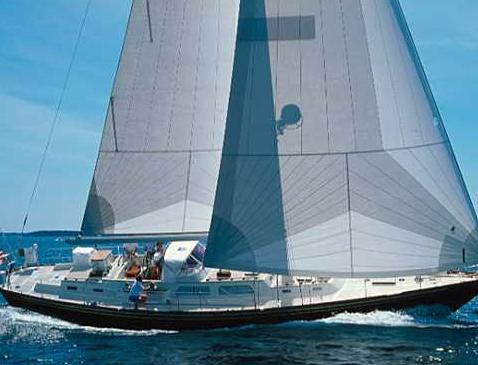 Hinckley SW59 (Sailing Yacht)