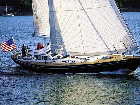 Hinckley SW61 (Sailing Yacht)