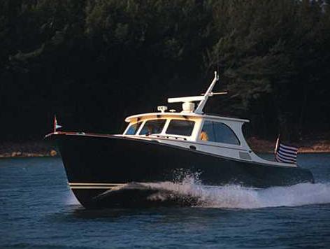 Hinckley T40 (Power Boat)