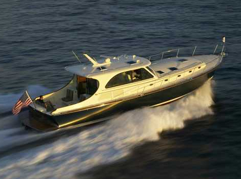Hinckley T55 (Motor Yacht)