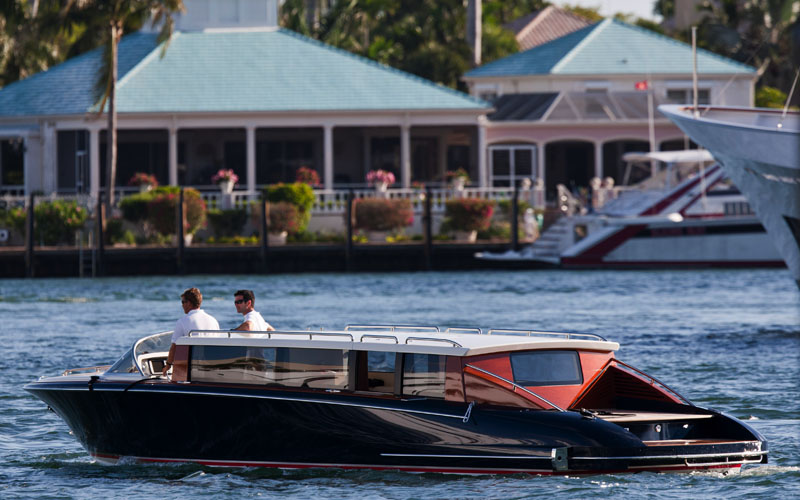Hodgdon Yachts Limo Tender (Runabout)
