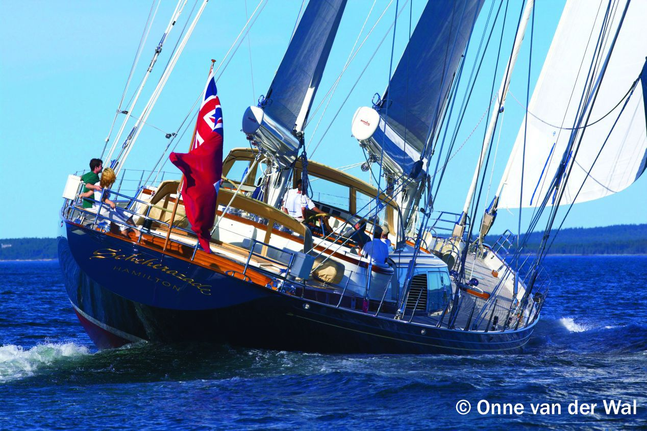 Hodgdon Yachts <strong>Scheherazade</strong> (Sailing Yacht)