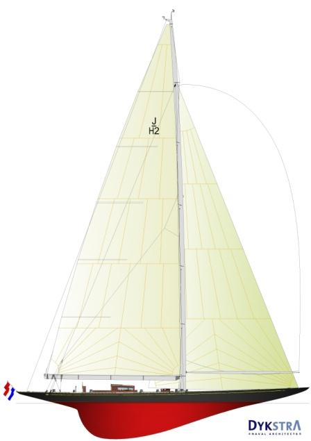 Holland Jachtbouw <strong>Rainbow</strong> (Sailing Yacht)