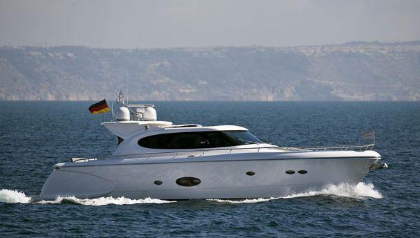 Horizon Yachts E60SY (Motor Yacht)