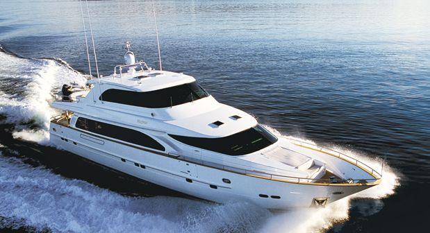 Horizon Yachts E94S (Motor Yacht)