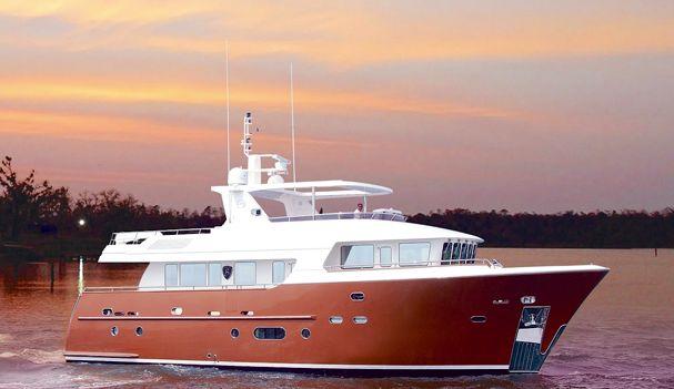 Horizon Yachts EP66 (Motor Yacht)