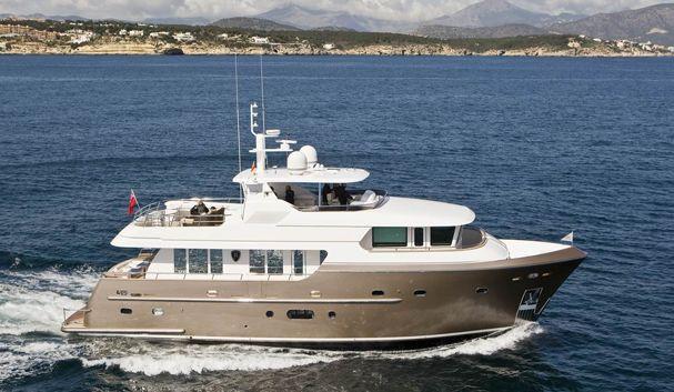 Horizon Yachts EP75 (Motor Yacht)