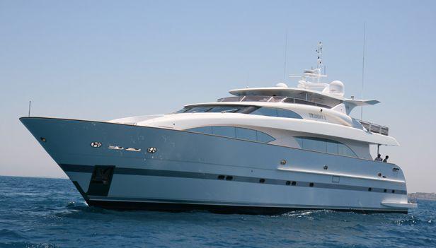 Horizon Yachts RP120 (Motor Yacht)