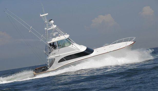 Horizon Yachts T52 (Fisher)