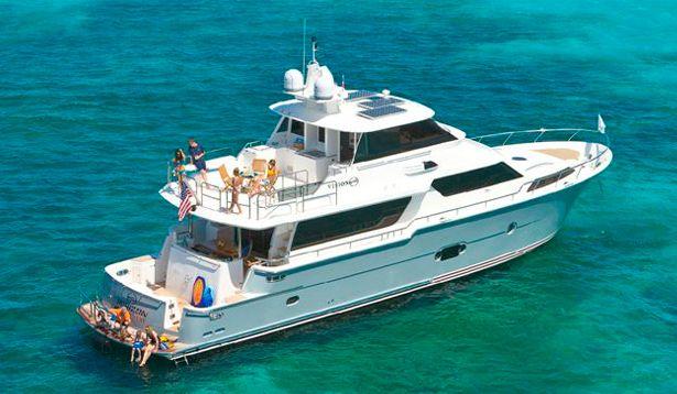 Horizon Yachts V74 (Motor Yacht)